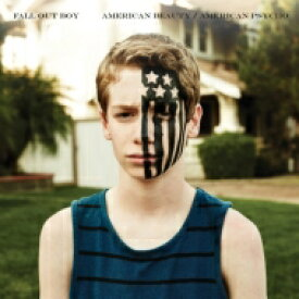 Fall Out Boy フォールアウトボーイ / American Beauty / American Psycho 【CD】