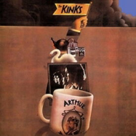 Kinks キンクス / Arthur Or The Decline And Fall Of The British Empire 【LP】