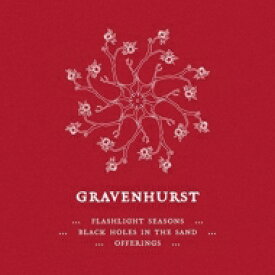 【送料無料】 Gravenhurst / Flashlight Seasons / Black Holes In The Sand / Offerings 輸入盤 【CD】