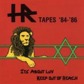 HR (Rock) / Hr Tapes 輸入盤 【CD】