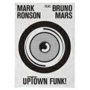 Mark Ronson マークロンソン / Uptown Funk 輸入盤 【CDS】