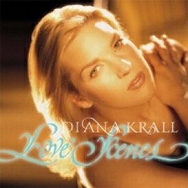 【送料無料】 Diana Krall ダイアナクラール / Love Scenes (高音質盤 / 45回転 / 2枚組 / 180グラム重量盤レコード / Original Recordings Group / 4thアルバム) 【LP】