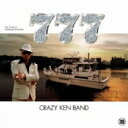 Crazy Ken Band クレイジーケンバンド / 777 (2枚組アナログレコード) 【LP】