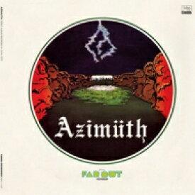 Azymuth アジムス / Azimuth (追加プレス / 180グラム重量盤レコード) 【LP】