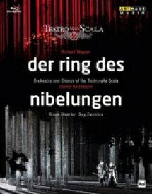 【送料無料】 Wagner ワーグナー / 『ニーベルングの指環』全曲 カシアス演出、バレンボイム&スカラ座(2010〜13 ステレオ)(4BD) 【BLU-RAY DISC】