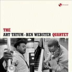 Art Tatum / Ben Webster / Art Tatum - Ben Webster Quartet (アナログレコード) 【LP】