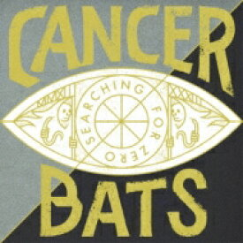 Cancer Bats / Searching For Zero 【CD】