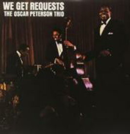 Oscar Peterson オスカーピーターソン / We Get Requests (180グラム重量盤レコード / DOL) 【LP】