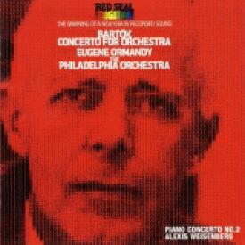 Bartok バルトーク / 管弦楽のための協奏曲、ピアノ協奏曲第2番 オーマンディ&フィラデルフィア管、ワイセンベルク(1979、69) 【CD】