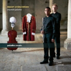 【送料無料】 Mozart モーツァルト / (Re)inventions: E.lamb(Fl) Rummel(Vc) Ensemble Paladino 輸入盤 【CD】