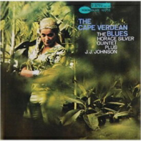 Horace Silver ホレスアンディ / Cape Verdean Blues (アナログレコード / Blue Note) 【LP】