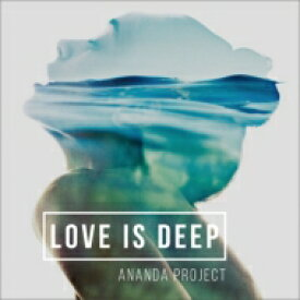 Ananda Project アナンダプロジェクト / I Love Is Deep 【CD】