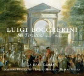 【送料無料】 Boccherini ボッケリーニ / 6つの弦楽三重奏曲作品47 ラ・レアル・カマラ 輸入盤 【CD】