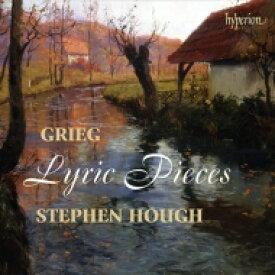 【送料無料】 Grieg グリーグ / 抒情小曲集 スティーヴン・ハフ 輸入盤 【CD】