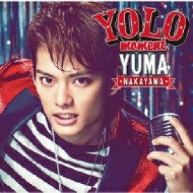 中山優馬 (NYC) ナカヤマユウマ / YOLO moment【通常盤】 【CD Maxi】