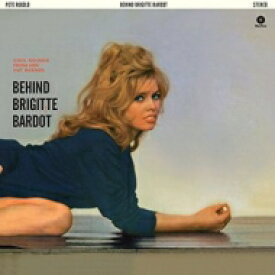 Pete Rugolo ピートリュゴロ / Behind Brigitte Bardot (Stereo)(180グラム重量盤) 【LP】
