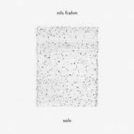 Nils Frahm / Solo 【LP】