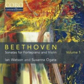 【送料無料】 Beethoven ベートーヴェン / ヴァイオリン・ソナタ第9番『クロイツェル』、第4番 スザンナ・オガタ、イアン・ワトソン 輸入盤 【CD】