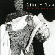 Steely Dan スティーリーダン / Alive In America 輸入盤 【CD】