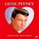 Gene Pitney / Only Love Can Break A Heart (紙ジャケット) 【CD】