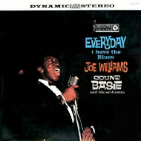 Count Basie / Joe Williams / Everyday I Have The Blues 【CD】