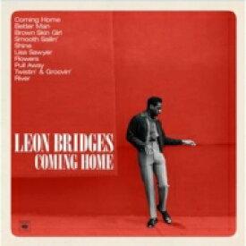 Leon Bridges / Coming Home (アナログレコード / 1stアルバム) 【LP】