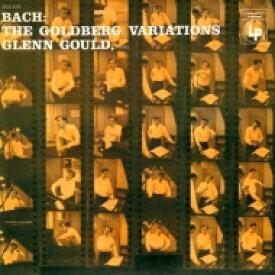Bach, Johann Sebastian バッハ / ゴルトベルク変奏曲 (1955) :グレン・グールド(ピアノ) (アナログレコード) 【LP】