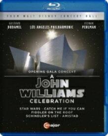 John Williams ジョンウィリアムズ / 『ジョン・ウィリアムズ・セレブレーション』 ドゥダメル&ロサンジェルス・フィル、パールマン(2014) 【BLU-RAY DISC】
