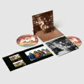 【送料無料】 Led Zeppelin レッドツェッペリン / IN THROUGH THE OUT DOOR (2CD)(Deluxe Edition) 輸入盤 【CD】