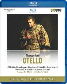 Verdi ベルディ / 『オテロ』全曲 ヴィック演出、ムーティ&スカラ座、ドミンゴ、ヌッチ、フリットリ、他(2001 ステレオ) 【BLU-RAY DISC】