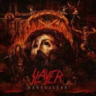 【送料無料】 Slayer スレイヤー / Repentless (+Blu-ray) 【CD】