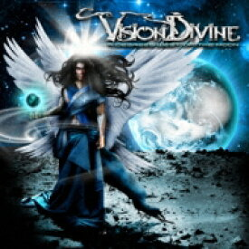 Vision Divine / 9 Degrees West Of The Moon 【CD】