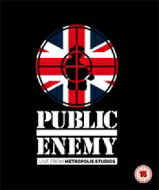 Public Enemy パブリックエナミー / Live From Metropolis Studios 【BLU-RAY DISC】