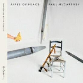 【送料無料】 Paul Mccartney ポールマッカートニー / Pipes Of Peace (2枚組アナログレコード) 【LP】
