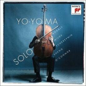 Kodaly コダーイ / コダーイ:無伴奏チェロ・ソナタ、ワイルド:サラエヴォのチェリスト、チェレプニン:無伴奏チェロ組曲、他 ヨーヨー・マ 輸入盤 【CD】