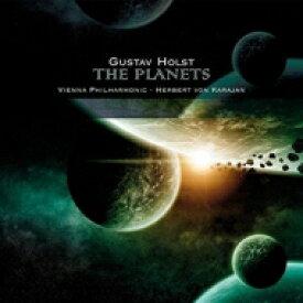 Holst ホルスト / 組曲「惑星」:ヘルベルト・フォン・カラヤン指揮&ウィーン・フィルハーモニー管弦楽団 (アナログレコード / Vinyl Passion) 【LP】