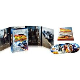 バック・トゥ・ザ・フューチャー トリロジー 30thアニバーサリー・デラックス・エディション DVD-BOX 【DVD】