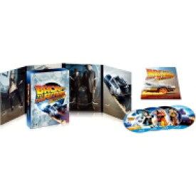 【送料無料】 バック・トゥ・ザ・フューチャー トリロジー 30thアニバーサリー・デラックス・エディション ブルーレイBOX 【BLU-RAY DISC】