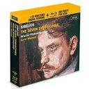 【送料無料】 Sibelius シベリウス / 交響曲全集 マゼール&ウィーン・フィル(4CD+ブルーレイ・オーディオ) 輸入…