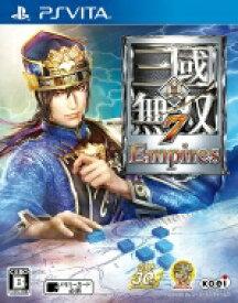 【送料無料】 Game Soft (PlayStation Vita) / 真・三國無双 7 Empries 【GAME】