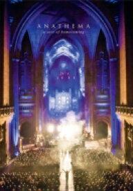 【送料無料】 Anathema アナシマ / Sort Of Homecoming 【BLU-RAY DISC】