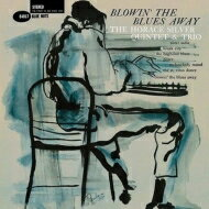 Horace Silver ホレスアンディ / Blowin' The Blues Away (アナログレコード / Blue Note) 【LP】