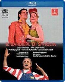 Rossini ロッシーニ / 『セヴィリャの理髪師』全曲 コーリエ&ライザー演出、パッパーノ&コヴェント・ガーデン王立歌劇場、フローレス、ディドナート、他(2009 ステレオ) 【BLU-RAY DISC】