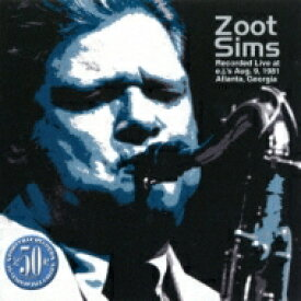 Zoot Sims ズートシムズ / Live At E.j's 【CD】