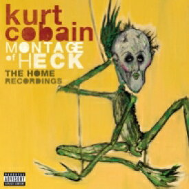 Kurt Cobain カートコバーン (ニルバーナ) / Cobain: Montage Of Heck〜the Home Recordings 【SHM-CD】