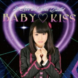 2o Love to Sweet Bullet / BABY KISS 【初回生産限定盤 新城真衣ver】 【CD Maxi】