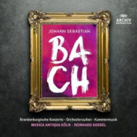 【送料無料】 Bach, Johann Sebastian バッハ / 管弦楽、室内楽作品集 ゲーベル&ムジカ・アンティクヮ・ケルン(13CD) 輸入盤 【CD】