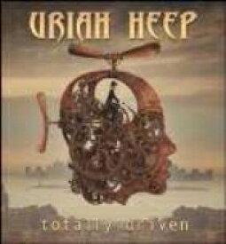 【送料無料】 Uriah Heep ユーライアヒープ / Totally Driven 輸入盤 【CD】