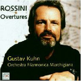Rossini ロッシーニ / Overtures: Kuhn / Marchigiana.po 輸入盤 【CD】