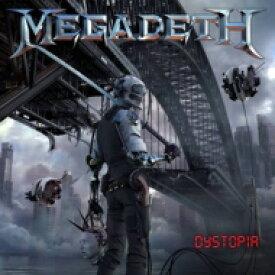 【送料無料】 Megadeth メガデス / Dystopia 【SHM-CD】
